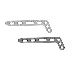 LOCKING DORSAL DISTAL RADIUS L- PLATE, HEAD 3 HOLES, ANGLE 20 DEG. -2.7 MM