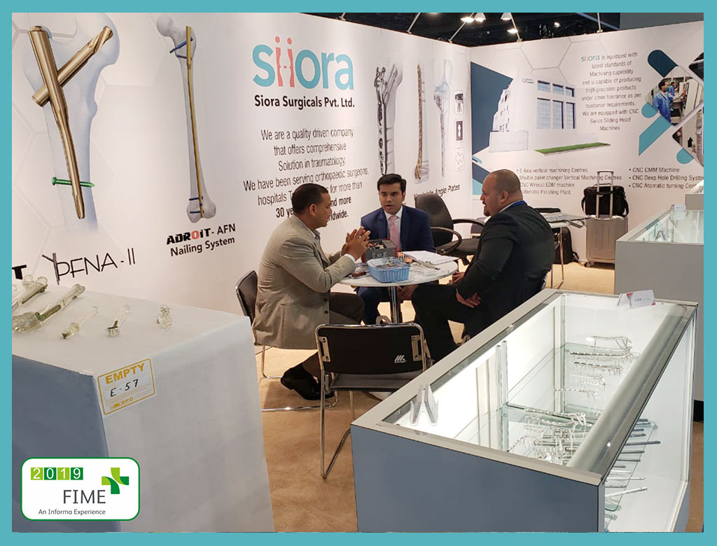 Siiora FIME Exhibition 2019 Orlando Florida