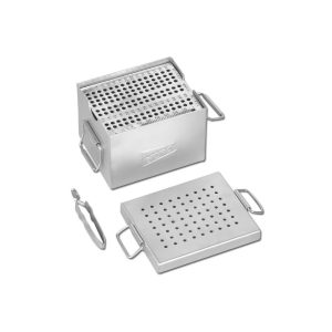 Small Screw Box with Screw Tray & Screw Holding Forceps for 3.5 MM Cortical, 3.5 MM & 4.0 MM Cancellous Screws