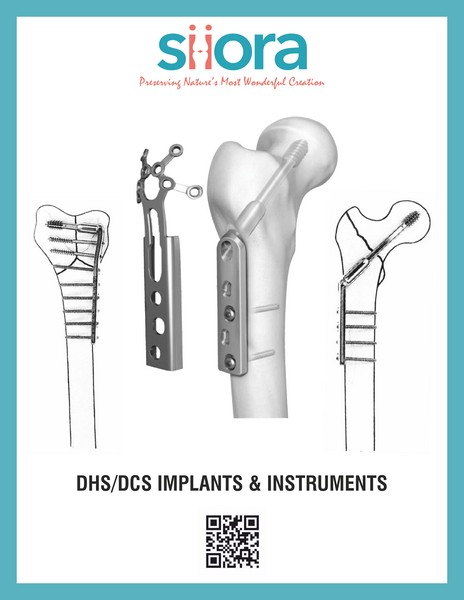 DHS & DCS Implants & Instruments