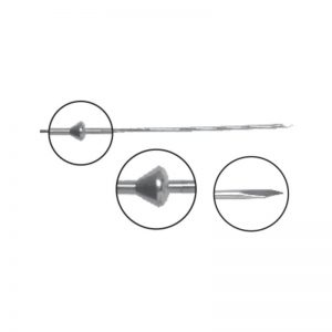 Olive Wire With Stopper - Bayonet Point(Pediatric)